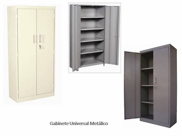 Gabinete universal mecanico for Gabinetes para oficina
